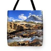 The Glacier Rush Tote Bag