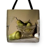 The Glass Is Empty Tote Bag