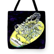 The Glass Scorpion Tote Bag