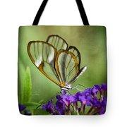 The Glasswing  Tote Bag