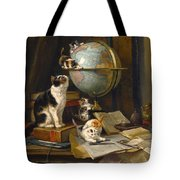 The Globertrotters Tote Bag