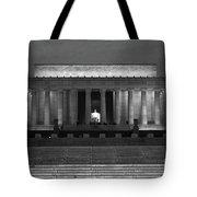 The Glow Of Leadership Tote Bag
