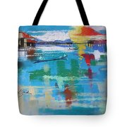 The Glow Tote Bag