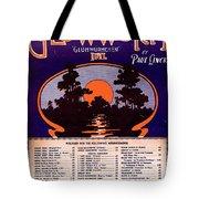 The Glowworm Tote Bag