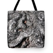 The Gnarled Old Tree Tote Bag