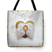 The Goddess Of The Golden Temple Tote Bag