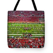 The Going Band From Raiderland Tote Bag