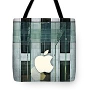 The Golden Apple Tote Bag