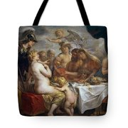 The Golden Apple Of Discord Tote Bag