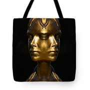 The Golden Girl At Caesar's Palace Tote Bag