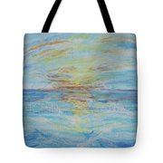 The Golden Lady Tote Bag