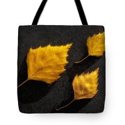 The Golden Leaves Tote Bag