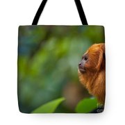 The Golden Lion Tote Bag