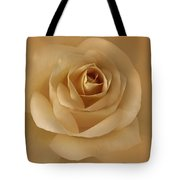 The Golden Rose Flower Tote Bag