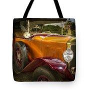 The Golden Twenties Tote Bag