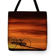 The Good Old Days Tote Bag by Bob Christopher