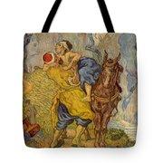 The Good Samaritan - After Delacroix Tote Bag