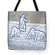The Good Shepherd 2 Tote Bag