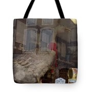 The Humorous Goose Tote Bag by France  Art
