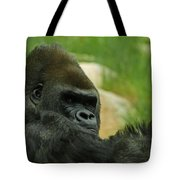 The Gorilla 2 Tote Bag