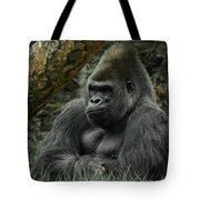 The Gorilla 3 Tote Bag