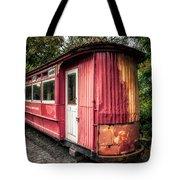 The Gospel Car Tote Bag by Adrian Evans