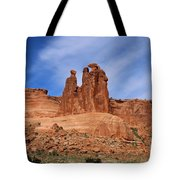 The Gossips A Nature's Beauty Tote Bag