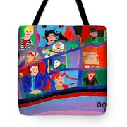 The Gotham Bunch Tote Bag