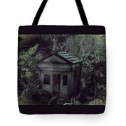 The Gothic Cemetery Tote Bag