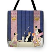 The Gourmands Tote Bag