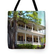The Governors House Inn Tote Bag