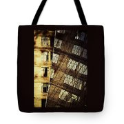 Surrealism At The Grace Building New York Tote Bag