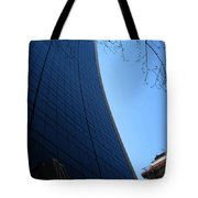 The Grace Building Tote Bag