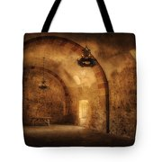 San Jose Mission Granary Tote Bag