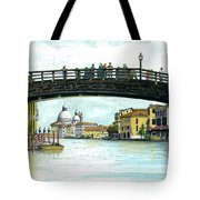 The Grand Canal Venice Italy Tote Bag