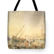 The Grand Canal, Venice Tote Bag