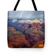 The Grand Canyon After The Storm Tote Bag