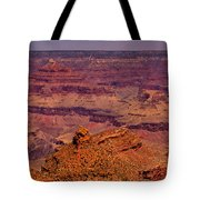 The Grand Canyon V Tote Bag