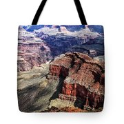 The Grand Canyon V Tote Bag