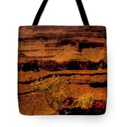 The Grand Canyon Vintage Americana Vi Tote Bag
