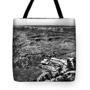 The Grand Canyon Xiii Tote Bag