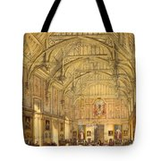 The Grand Hall, Biddington, Surrey Tote Bag