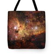 The Great Nebula In Carina Tote Bag