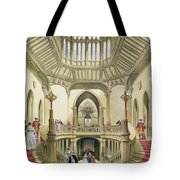 The Grand Staircase, Windsor Castle Tote Bag