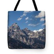 The Grand Tetons - Grand Teton National Park Wyoming Tote Bag