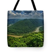 The Grand View Tote Bag
