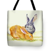 The Grass Is Always Greener Tote Bag
