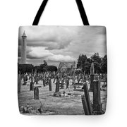 The Graves Tote Bag