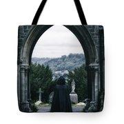 The Graveyard Tote Bag