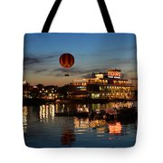 The Great And Powerful Oz Over Downtown Disney Tote Bag